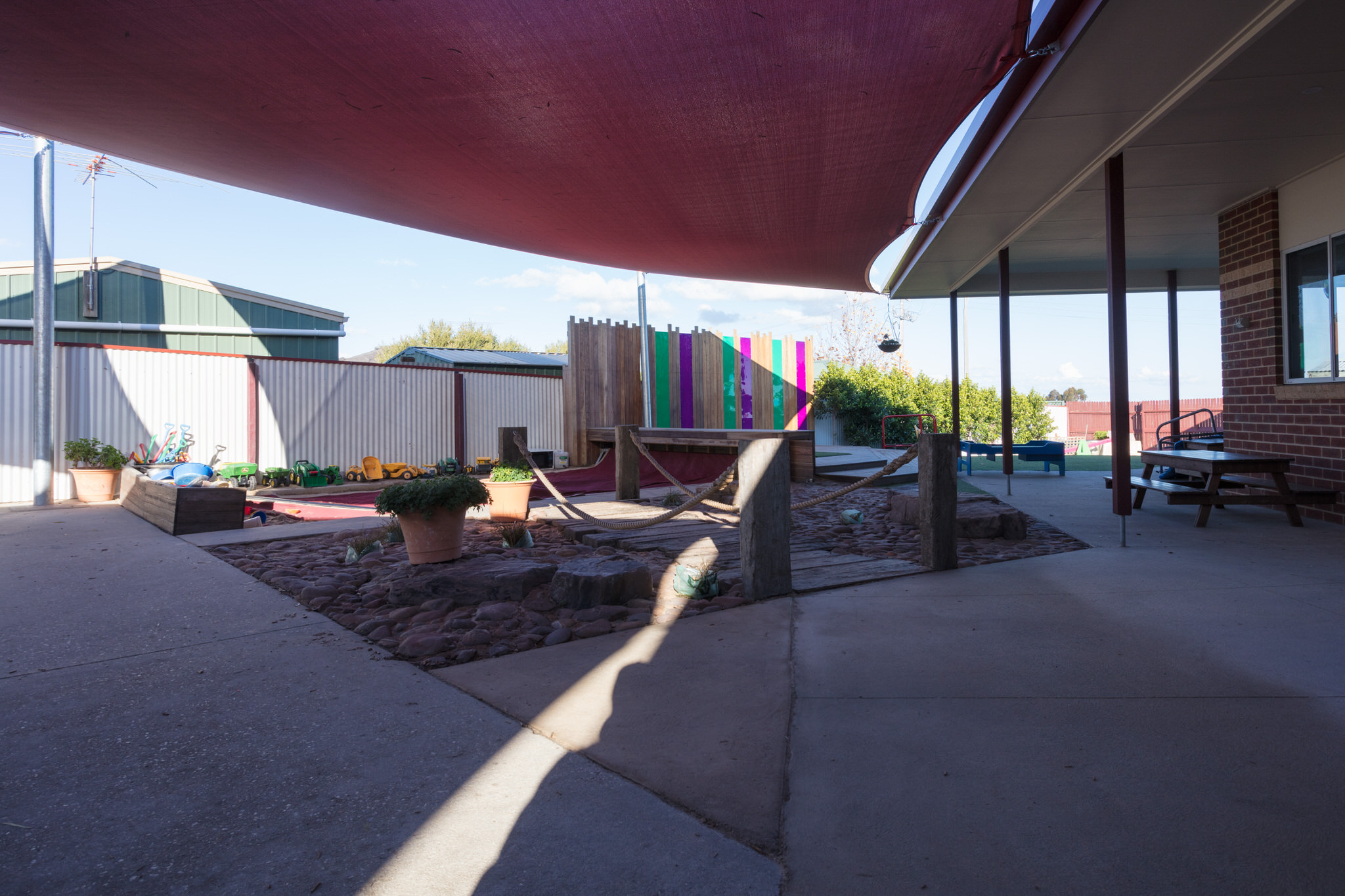 Before and After School Play Area